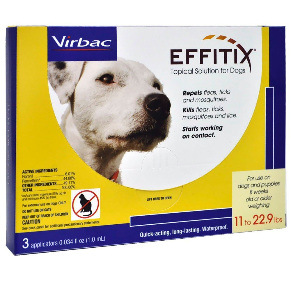 Effitix Topical solution for Dogs