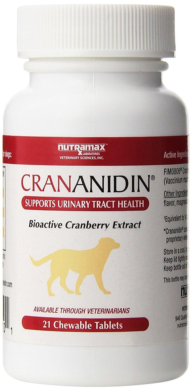 Nutramax Crananidin Chewables